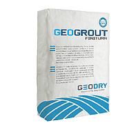 Выравнивающая смесь наливного типа GEOGROUT FINITURA,25кг
