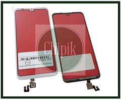 Сенсорний екран (тачскрін) для Xiaomi Mi Play, Білий