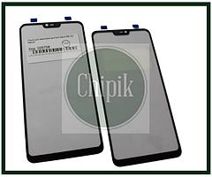 Стекло для переклейки дисплея Xiaomi Mi8 Lite, Черное