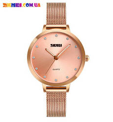 Женские часы Skmei 1291 (Gold)