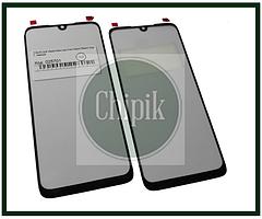 Стекло для переклейки дисплея Xiaomi Redmi Note 7, Черное