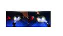 Галогенные лампы + выключатель Dual LED CREE U7D, фото 4