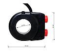 Галогенные лампы + выключатель Dual LED CREE U7D, фото 6