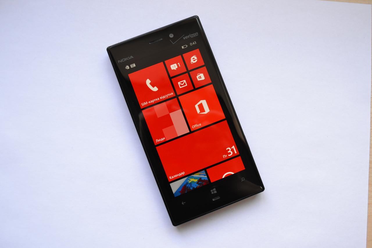 Смартфон Nokia Lumia 928 Black 32Gb Оригинал!