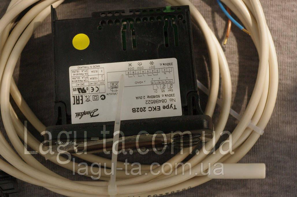 EKC 202 B - Danfoss - контроллер холодильного оборудования. оригинал.