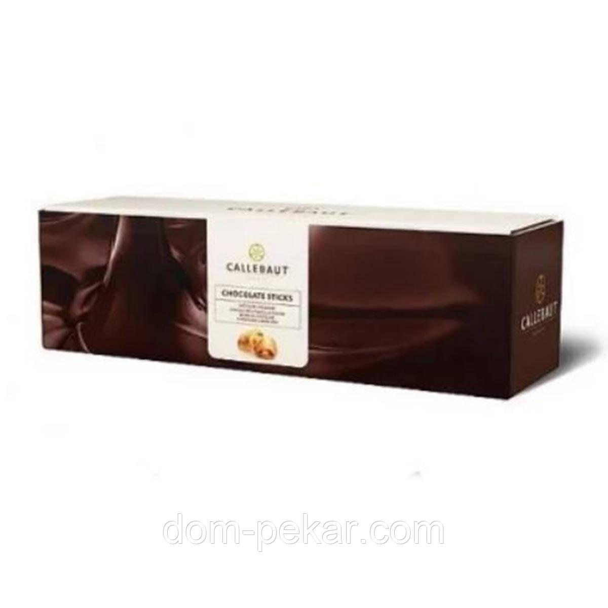 Шоколадные термостабильные палочки Callebaut 8 см (темные) TB-55-8-356, 1,6 кг