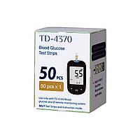 Тест-полоски (50 штук) на сахар крови TaiDoc TD-4370