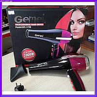 Фен для волос gemei gm-1730