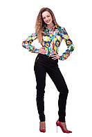 Женские модные зауженные брюки с молниями