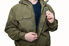 "Костюм-горка ""ТРАППЕР"", 100%х/б, ткань палатка, фото 2"