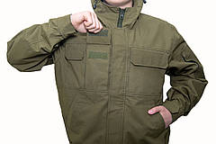 "Костюм-горка ""ТРАППЕР"", 100%х/б, ткань палатка, фото 3"