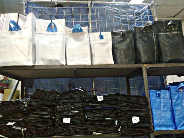 новый завоз сумок хозяйственных оптом и в розницу