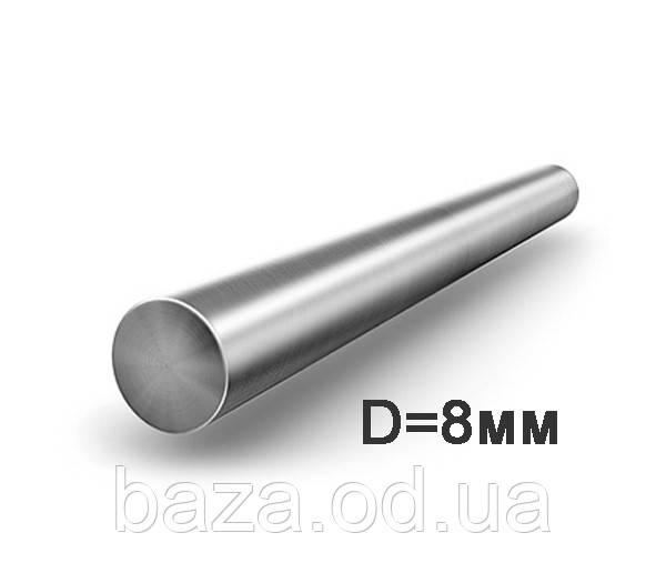 Круг d8 мм мера