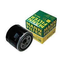 Фильтр очистки масла mann filter w811/80 (Германия) Хундай, КИА, Мицубиси, Мазда