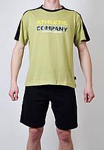 Мужская пижама Natural Club 044  M Зеленый