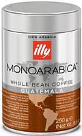 Кофе в зернах ILLY GVATEMALA  MONOARABICA ж/б, 250 г