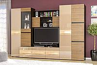 """Стенка в гостиную """"Гламур"""" от Мебель Сервис, фото 1"""