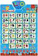 """Развивающий музыкальный плакат """"Букварик"""" (на украинском языке) 7031, поможет выучить буквы, цифры и цвета, фото 2"""