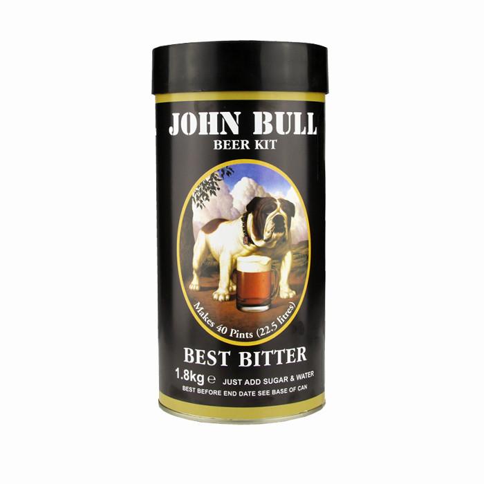 Экстракт пива John Bull Best Bitter 1,8кг (Великобритания)