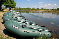 Какие бывают виды лодок Барк и в чем их особенность?