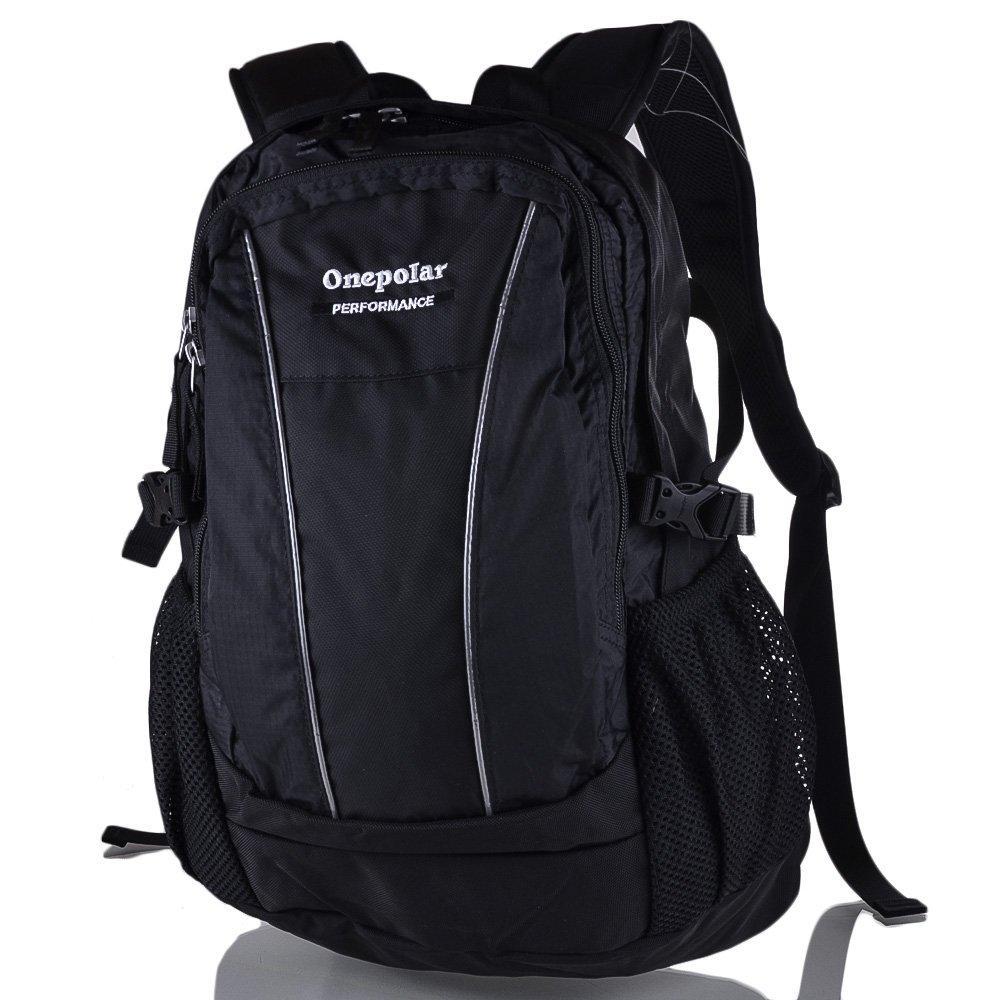 Рюкзак детский Onepolar Детский рюкзак ONEPOLAR (ВАНПОЛАР) W1601-black