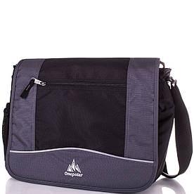 Чоловіча сумка ONEPOLAR (ВАНПОЛАР) W308-grey