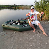Характеристики надувных ПВХ лодок Барк