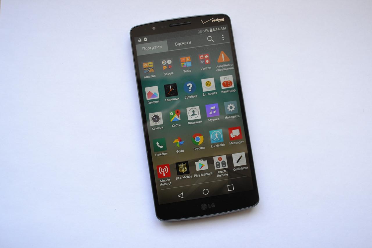 Смартфон LG G3 VS985 32Gb Gray Оригинал!