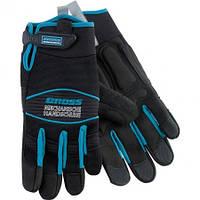 Перчатки универсальные комбинированные URBANE, XL // GROSS 90322