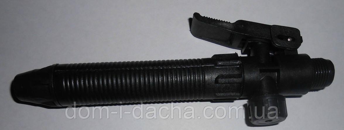 Кран-ручка на обприскувач ЕРА зовнішня різьба