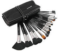 Набор кистей для макияжа MAC 24 штуки в чехле