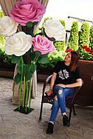Декор Куст Гигантских Роз Аренда