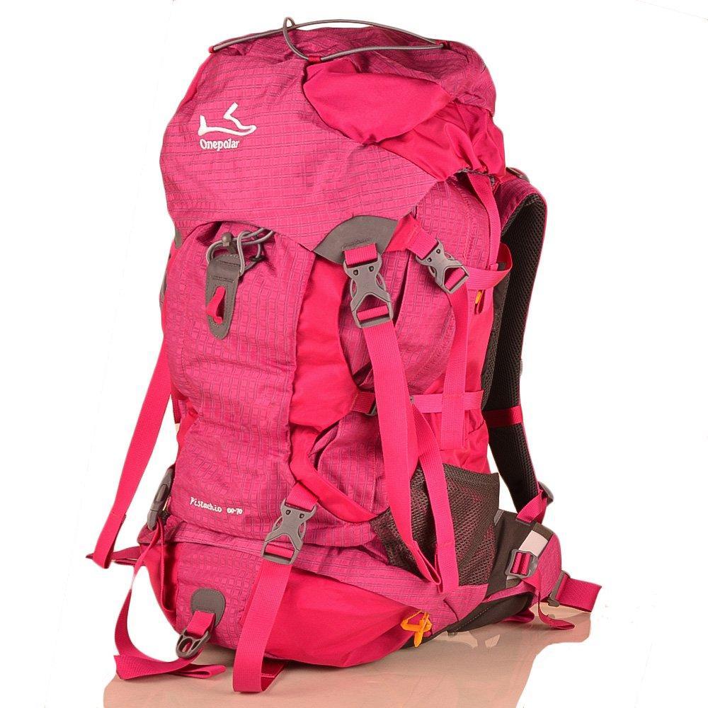 Рюкзак туристический Onepolar (ВАНПОЛАР) W1632-pink