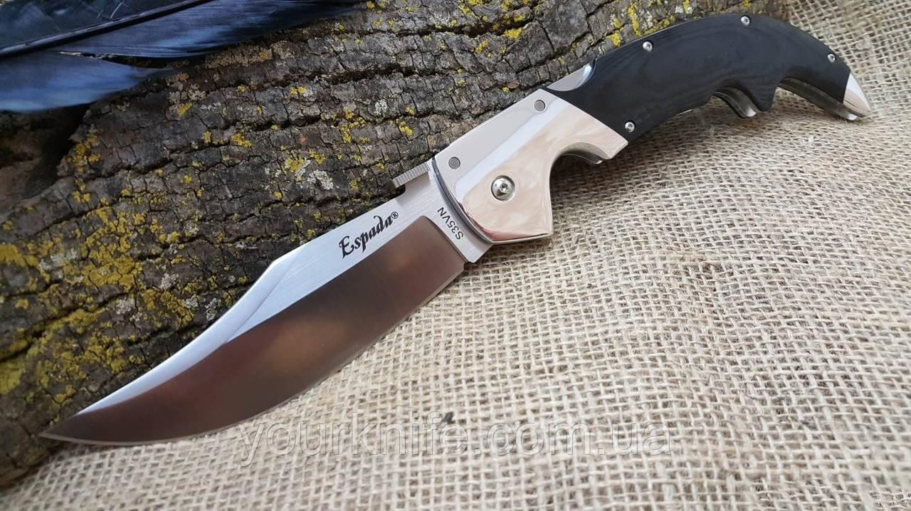 Нож складной Cold Steel Espada Large S35VN