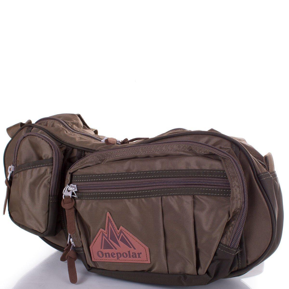 Сумка через плечо Onepolar Мужская сумка через плечо ONEPOLAR (ВАНПОЛАР) W3015-khakki