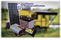 """Сонячний комплект """"Кемпінг"""" 100 Вт*год"""