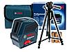 Поперечный лазер BOSCH GLL 2-10