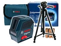 Поперечный лазер BOSCH GLL 2-10, фото 1