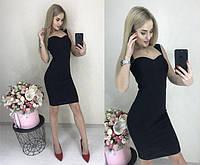 "Стильное платье мини "" Париж "" Angelo Style, фото 1"
