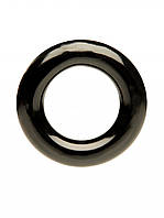 Эрекционное силиконовое кольцо Stretch Великобритания (черное), фото 1