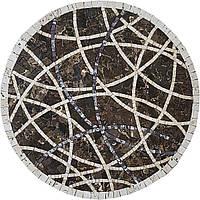 Мозаичное панно Фантазии Мёбиуса МПП d 600 мм