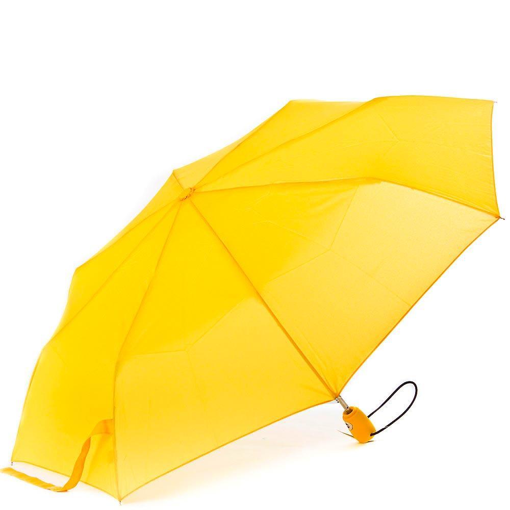 Складной зонт FARE Зонт женский автомат FARE (ФАРЕ) FARE5460-yellow