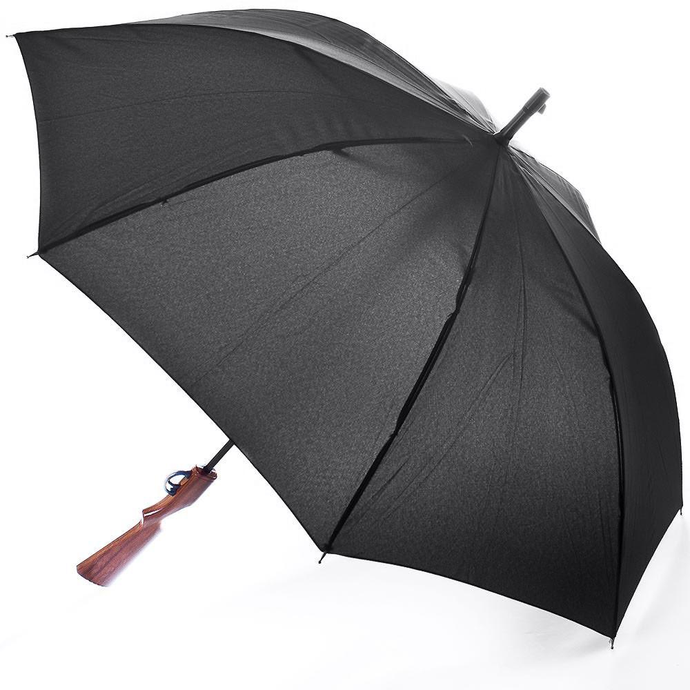 Зонт-трость мужской полуавтомат FARE (ФАРЕ) FARE7007-black