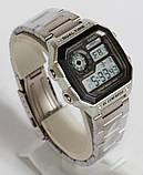 Часы наручные Skmei 1335 (Silver) , фото 3