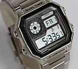 Часы наручные Skmei 1335 (Silver) , фото 2