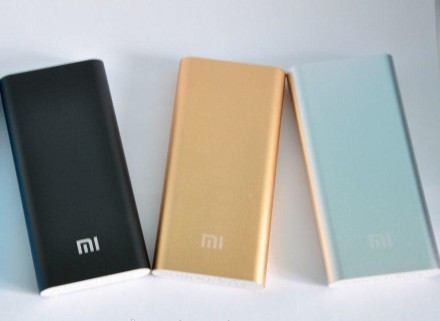 Повербанк (Power Bank) MI 16000mAh 2USB(1A+2A) оптом