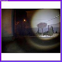 Тактический фонарь POLICE BL 9846 Q5 50000W с лазером