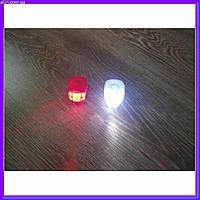 Светодиодные вело фонари фонарики фары для велосипеда