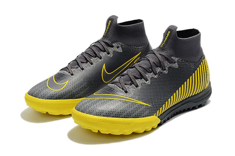 Футбольные сороконожки Nike Mercurial Superfly VI Elite TF