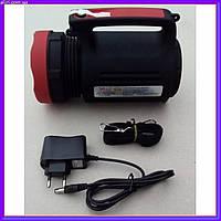 Мощный светодиодный фонарь Yajia YJ-2886 5W прожектор